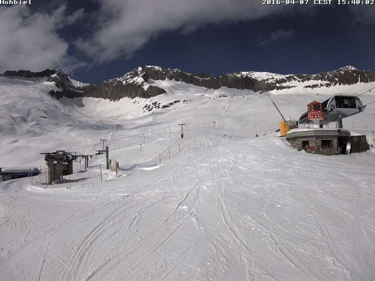 Webcams in Blatten / Belalp